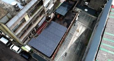 【台北】藝風巷咖啡館X原生生活太陽能